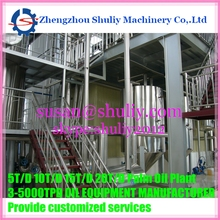 Made-in-China hot selling 100TPD Rice Bran Oil Production Line