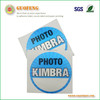 2015 adhesive textile sticker for clothing