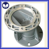 CNC fabrication CNC machining aluminum motorcycle parts