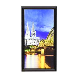 Super Slim snap LED Light Box/Snap LED frame/ Poster Screen