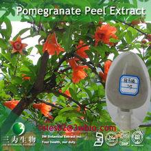 3W Supplier Pomegranate Peel P.E.powder 476-66-4