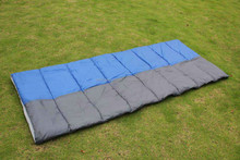 Rectangular adult sleeping bag (KSM-813) for 3 season