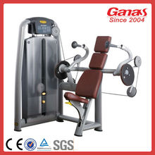 G-614 Ganas Italy Style Heavy Duty Seated Triceps Extension For Commercial Gym
