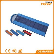 Comfortable Durable Waterproof Outdoor Camping Envelope Sleeping Bag,