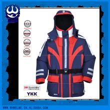 waterproof,breathable floating fishing jacket,
