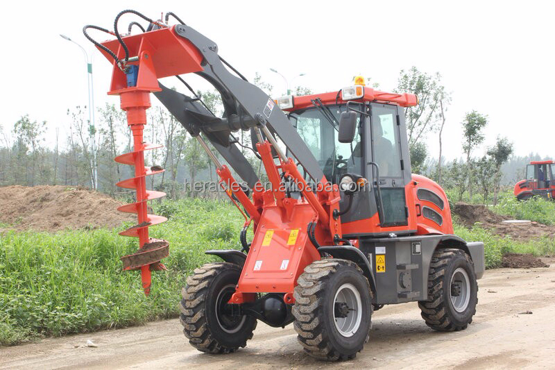 tree planting machine