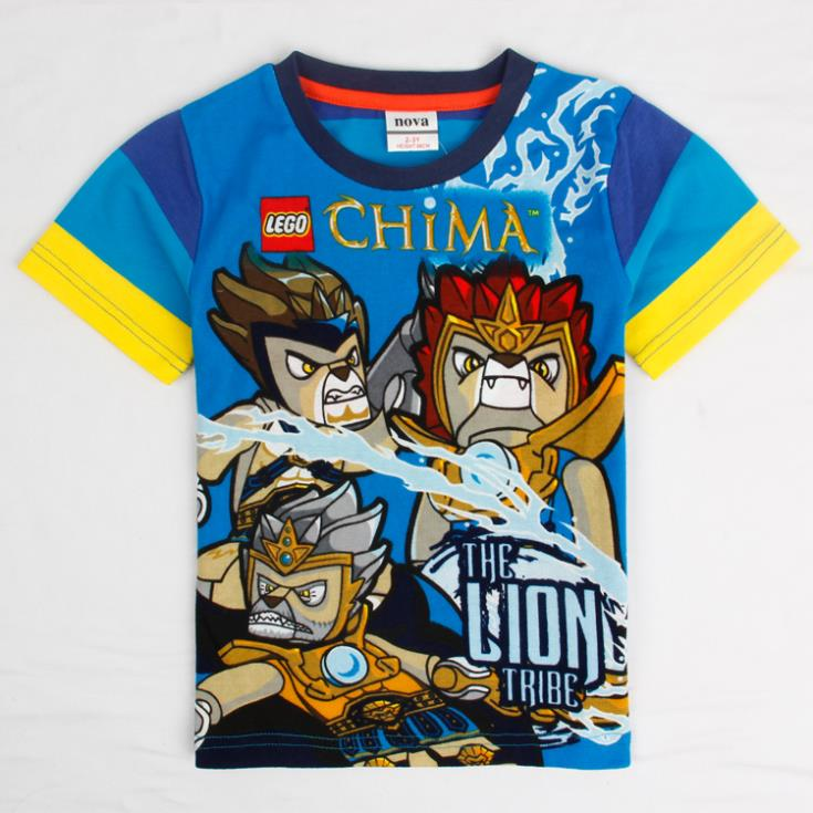 Lego Chima 2014 Summer Sets Lego Chima t Shirt 2014