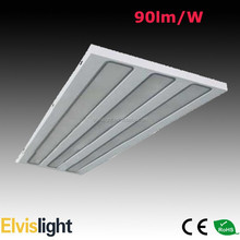 LED 60x120 grille light ceiling office T8 lighting fixture Heat dissipation 60120 led grille light