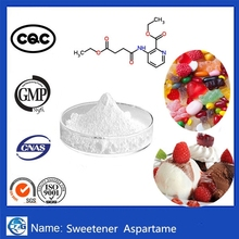 Top Quality 99.8% Purity GMP Grade Cas 22839-47-0 Powder Best Price Bulk Aspartame Sweetener