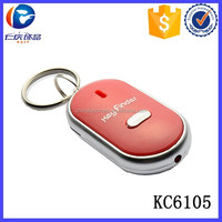 Whistle Sound Look Search Key Finder LED keychain