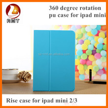 for mini ipad case rotating 360 degree