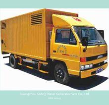 diesel industrial generator 250KVA at 50Hz 400V