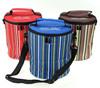 High quality printed nylon lunch cooler bag ice bucket bag