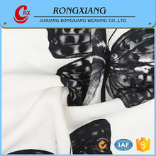 Fabric textile supplier Formal Woven different types of fabric prints