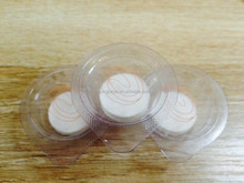 Pure Cotton DIY White Coin Compressed Paper Mask