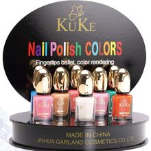 Factory directly 10ml nail polish bottle container