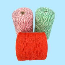 Steel roll plastic polywire electric fence pourltry netting fence /steel wire rope fence horse