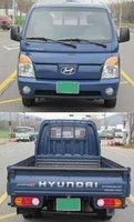 korean used car HYUNDAI PORTER ll truck