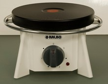 Electric Tabletop Cooker with Hotplate 2000W