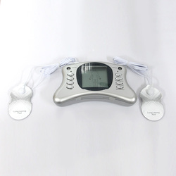 Electrode pads for portable digital therapy body ten ems muscle stimulator