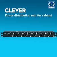 Clever brand rack PDU product C13 type rack mount power distribution unit