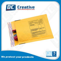 custom made envelopes with bubble padded