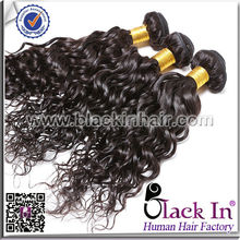 2013 Hot Selling Black In Peruvian Curly Hair human hair extentions