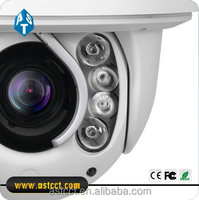"Sony CCD 27x Optical Zoom High Speed Dome Camera 6"" 120M Auto Tracking System IR Infrared PTZ Camera Night Vision Camera"