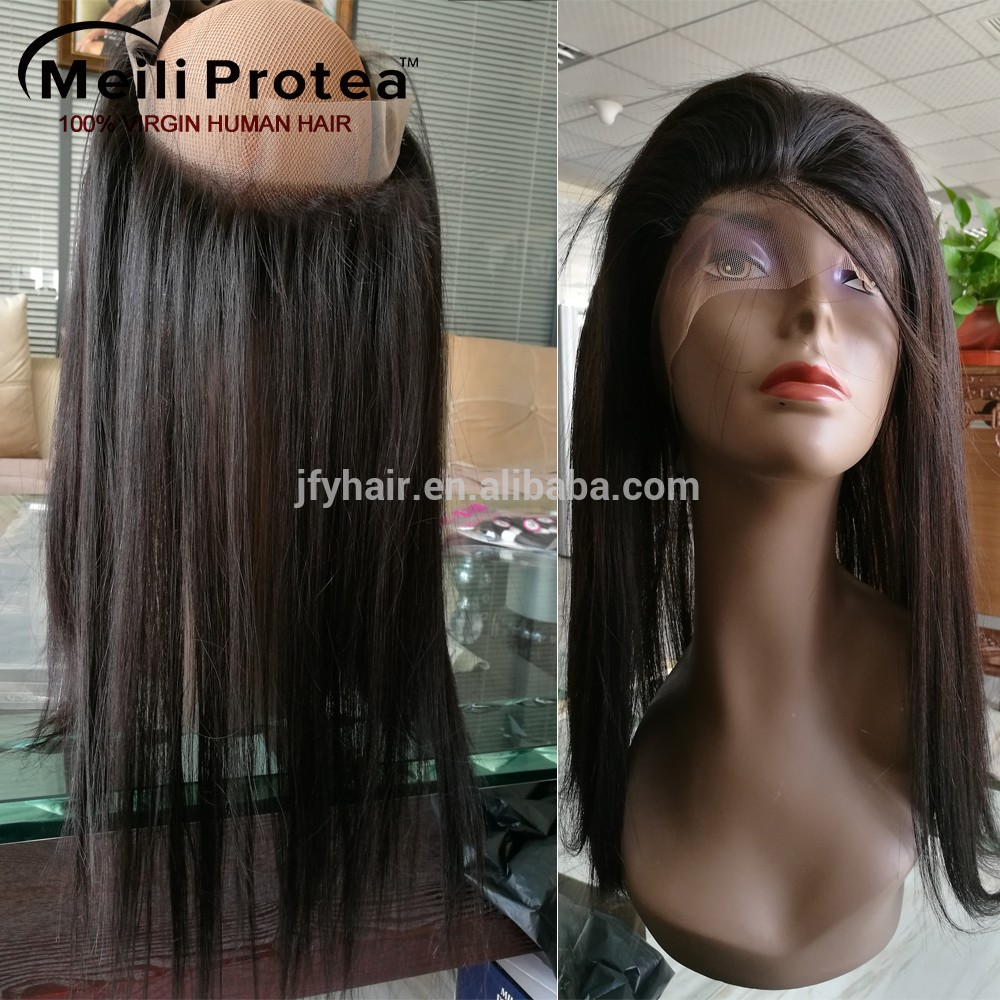 Venda quente Único doador 8a grau em linha reta de seda real mink cabelo brasileiro virgem atacado em moçambique