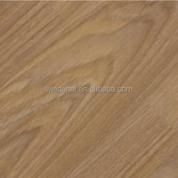 House plan of high gloss engineered wood flooring