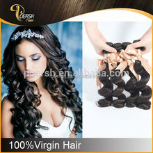Best price for new fashion brazilian hair No Shedding wig bags