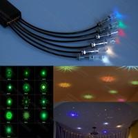 fiber optic light illumination decoration for kids