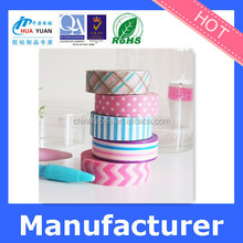 china japanese washi paper wholesale Decorative DIY rice paper tape