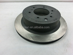 4615A037 car parts online rear brake disc to buy for mitsubishi