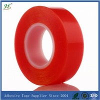 10mm X 50M Clear Strong Polyester Adhsive Double Sided Tapes