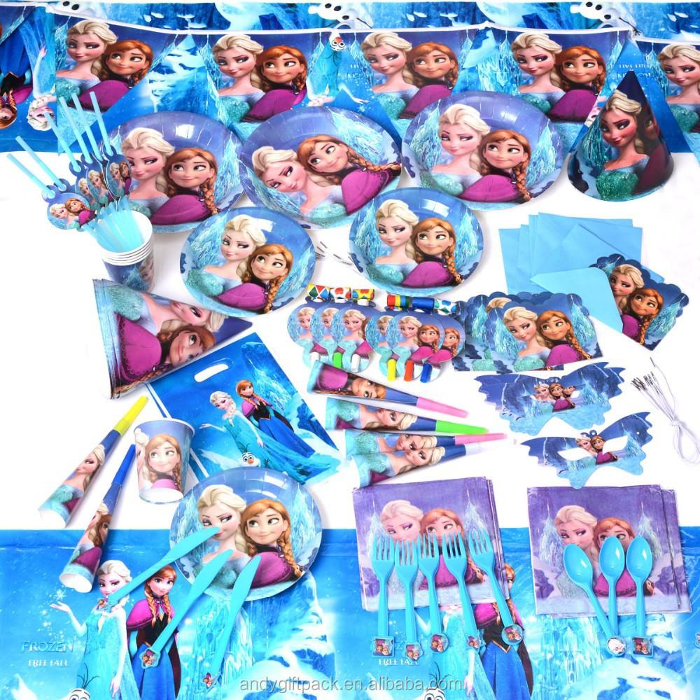 Frozen Theme Kids Birthday Frozen Theme Parties Party
