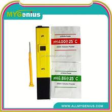I074 Digital PEN Test pH meter levels Pools