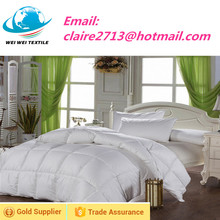 Pure Down-proof 100%cotton Goose/Duck Down Alternative Comforter For Home