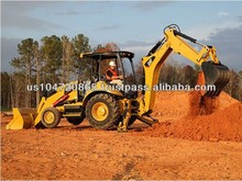 Yellow Color High Quality Backhoe Wheel Loaders