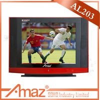 cheap 21 inch flat screen color tv