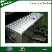 2015 hotest sale truck equipment beach aluminum checker plate tool box