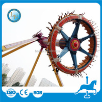 Play land SUper Swing adult crazy amusement pendulum rides