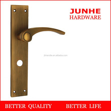 Wenzhou junhe, wooden key mortise door hardware lock