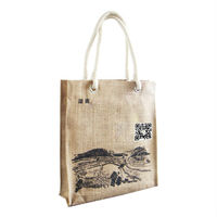 Gunny Jute Hessian Cloth Packaging Bags Burlap Custom