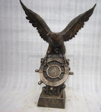 art collectable hawk statue