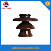 12kv ansi standard pin type insulator with electrical line