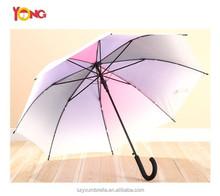 Promotion cheap metal rain umbrella unique rain umbrellas