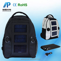 solar power charger bag with Speaker