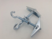 Promotion sales zinc plated M12 spring toggle wings