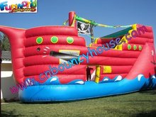 2012 Giant Inflatable Corsair Bouncer,Pirate Inflatables(COM-403)